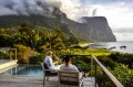Bookings for five-star Capella Lodge on Lord Howe Island have been 'off the charts' according to owner James Baillie.