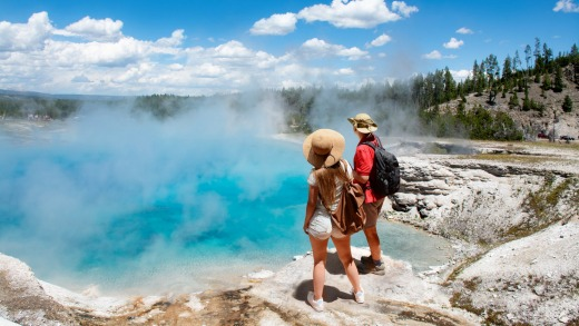 """Yellowstone's hot springs have """"injured or killed more people in Yellowstone than any other natural feature."""""""
