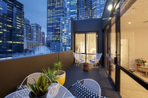 traxxstaycation Ovolo Laneways, Melbourne