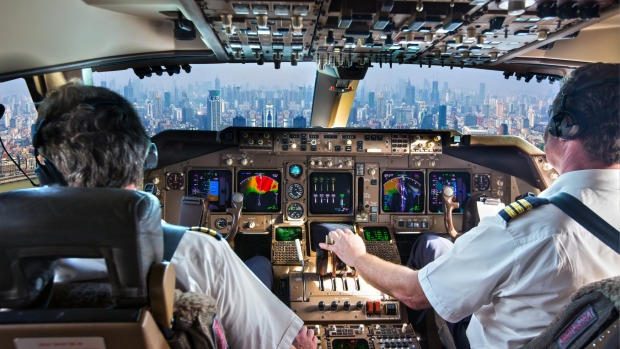 Pilots are flying a lot less, increasing the risk of making mistakes.