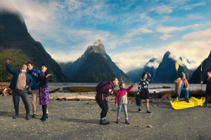 air new zealand safety video 2020