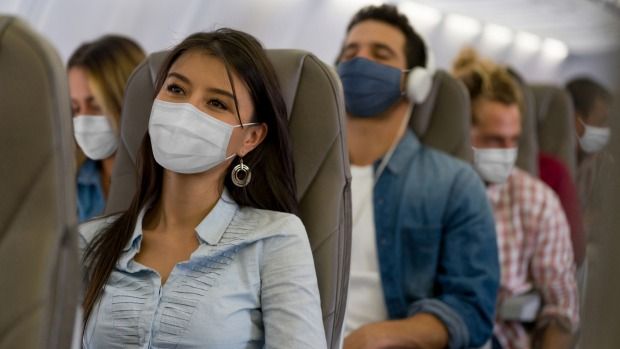 Sitting with strangers for several hours in a sealed aircraft cabin seems like an ideal breeding ground for the coronavirus.