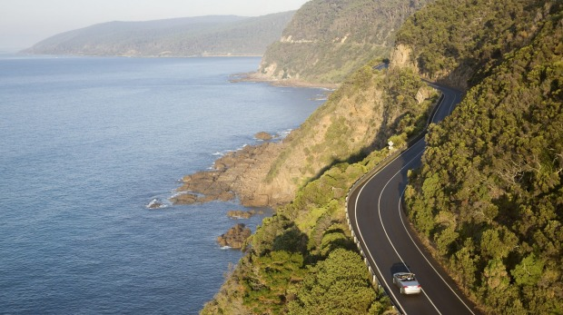 The Great Ocean Road: The classic Aussie road trip.