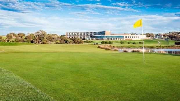 The renowned RACV Torquay Resort with Luxury Escapes.