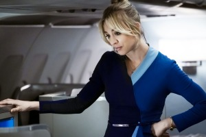 Kaley Cuoco, in HBO's 'The Flight Attendant'.