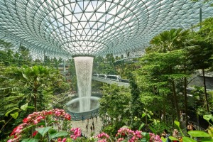 Singapore's Changi Airport is a national icon and source of pride for the country.
