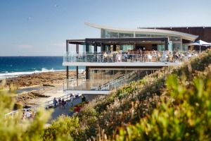 No place is better positioned to drink in Newcastle's ocean view than the Merewether Surfhouse.
