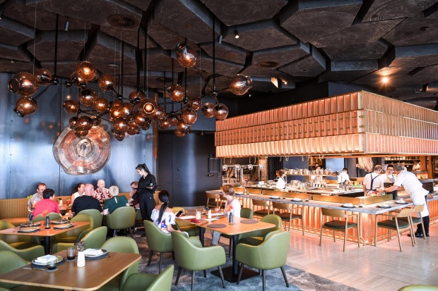 Modern Australian from chefs Ross Lusted and Sunny Lusted is on the menu at Woodcut.