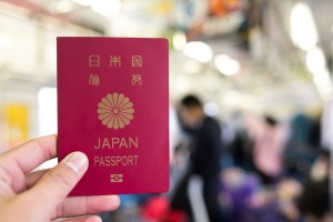 The Japanese passport is again the world's most powerful, according to the Henley Index.