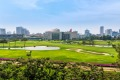 A golf course in heart of Bangkok.