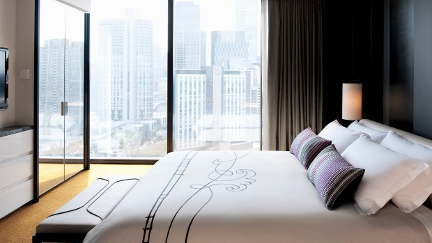 Crown Metropol Melbourne with Luxury Escapes.