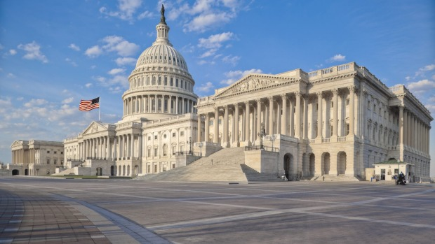 The white-domed Capitol could be visited by tourists in 2017.
