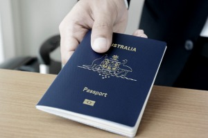 Australians pay more than $300 for a new passport.