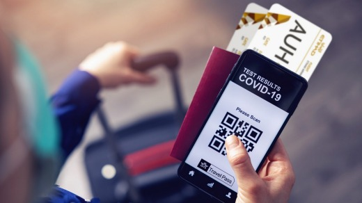 Many of the world's largest airlines have rolled out apps from IATA and others.