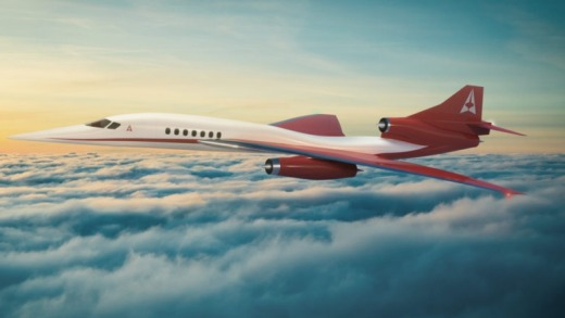 """The AS2 will fly using """"Boomless Cruise"""" supersonic technology."""