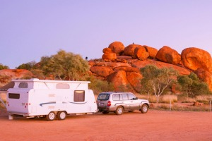 Caravan sales are booming as Australians look to explore their own country in 2021.