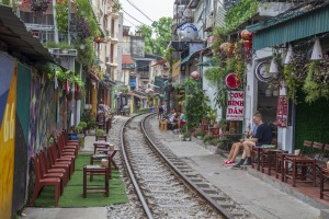 """""""There is a rich history and resilience everywhere you go"""" in Vietnam, says Alice Tovey."""
