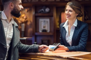 Pre-authorisation charges to your credit card when you check into a hotel are annoying, but mostly unavoidable.