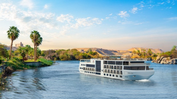 Viking Cruises saw a 25 per cent surge in bookings on its Nile River cruises after it was announced that new ship Viking ...