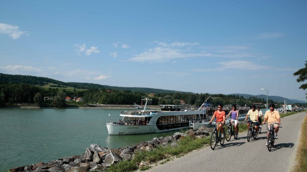 Wellness Hosts will lead ship and shore activities as part of APT's 2022 European river cruise program.