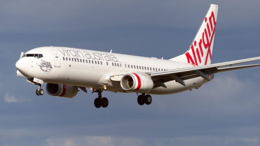 Virgin Australia has responded to rival Rex's airfare sale on the Sydney-Melbourne route by matching the price.