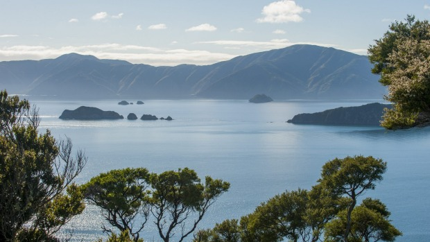 This is one of the most exhilarating landscapes in all of New Zealand, a series of valleys that drowned when the sea ...
