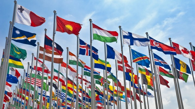 Flags, and the laws regarding them, can be fraught for travellers.