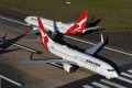 Qantas has increased the number of domestic routes it flies from 57 to 62.
