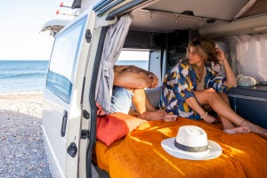 Caravan sales are booming and campsites in Australia are full: #vanlife is taking over travel in Australia.