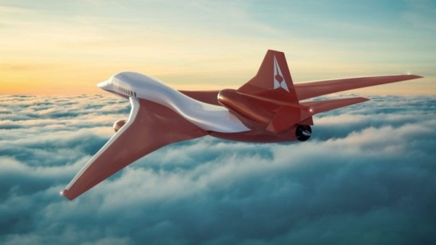 Aerion aimed at introducing the first new commercial supersonic jets to enter service in more than 50 years.