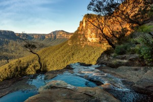 Step away from the selfie-snatching crowds in the Blue Mountains to discover different perspectives of iconic landmarks.
