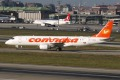 Conviasa Embraer 190BJ (CN 177) takes off from Istanbul's Ataturk Airport.