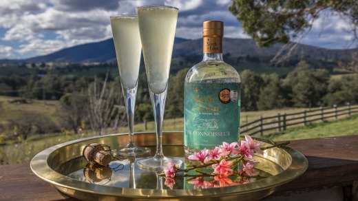 North of Eden's London Dry-style gins feature homegrown ingredients such as finger limes and kurrajong seed, as well as ...