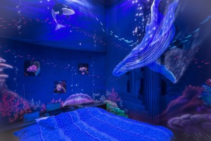 Geihinkan Love Hotel - a place for couples to meet up for some intimate time together when they may not have privacy ...
