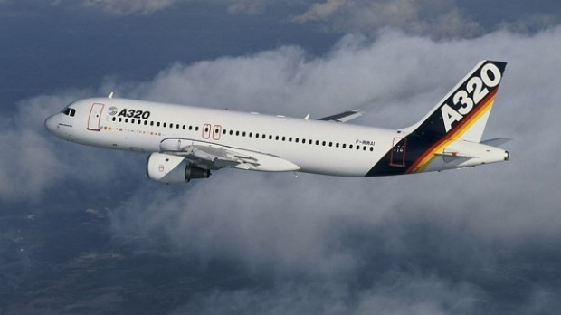 Airbus A320 first flight in 1988