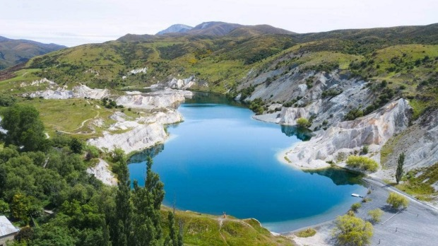 New Zealand's newest touring route is one of the country's most spectacular.
