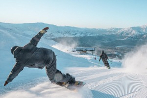 Coronet Peak, Queenstown, New Zealand. 'We think there's a lot of pent-up demand,' says Paul Anderson, CEO of NZSki.