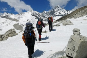 On the Great Himalaya Trail with World Expeditions.