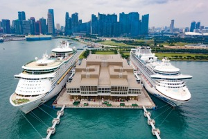 To date, more than 120,000 residents of Singapore have taken a cruise - many multiple times.