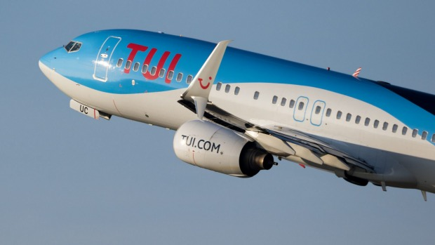 "Airline Tui mistakenly categorised every passenger with the honorific ""Miss"" as a child and seriously underestimated the ..."