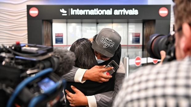 """No other government of a """"free"""" country around the world is refusing to allow its citizens to leave, including New Zealand."""