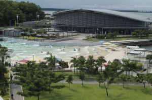 Water and what's in it are central to the tropics so heading to the Darwin Waterfront is a no-brainer.