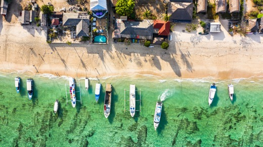 """Nusa Lembongan, Bali. """"I love the relaxed atmosphere."""""""