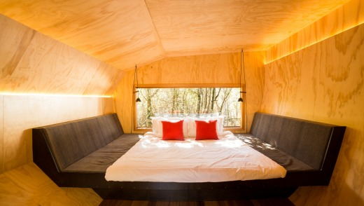 The inside story of one of the Blue Derby Pods.