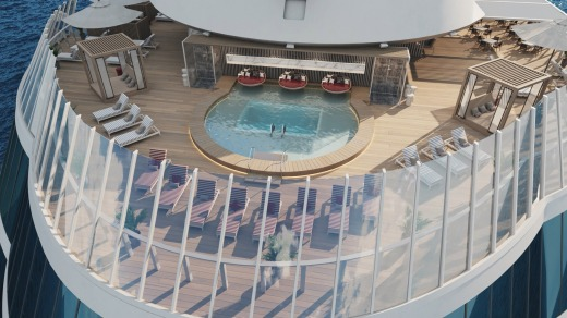 Celebrity Beyond is set to sail its maiden voyage on April 27, 2022 from Southampton, England.