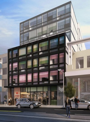 Ovolo South Yarra is near the top end of Chapel Street.