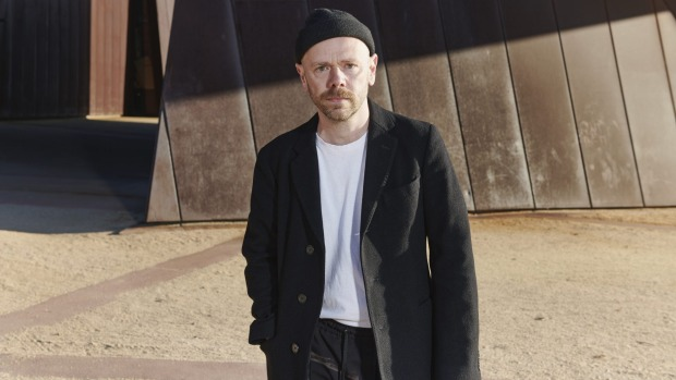 Antony Hamilton is artistic director and co-CEO of dance company, Chunky Move, based in Melbourne.