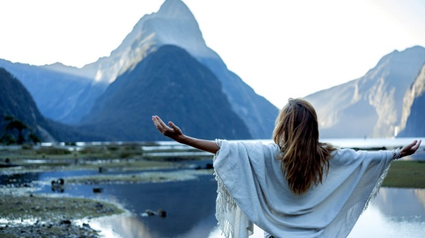 New Zealand plans to limit visitors to popular spots like Milford Sound by focusing on 'high value' tourists.