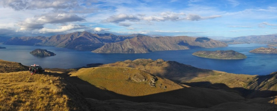Lake-Wanaka-View-4WD-Ridgeline-Adventures tra14-wanaka Image supplied by Lake Wanaka Tourism No problem using the images ...