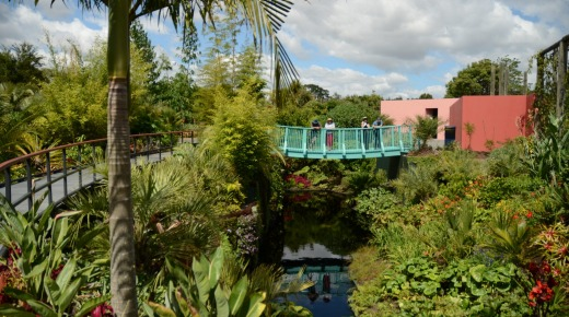 Hamilton Gardens is not a botanical garden in the traditional sense, but a collection of gardens from a variety of ...
